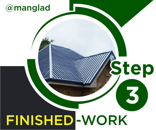 Manglad Roofing Systems Ghana Limited. Roofing Contractor and Roofing sheet company in Ghana